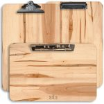 """Extra Large Drawing Board 12"""" x 18"""" Solid Hardwood"""