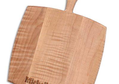 Custom Engraved Wooden Pizza Peels