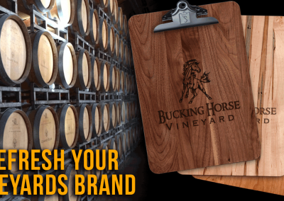Take Orders in Style with an Engraved Hardwood Clipboard from Winwood Designs