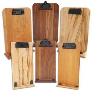 Class American Hardwood Clipboards