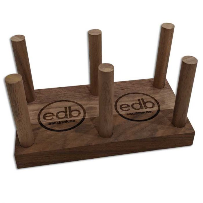 Wood Taco Tray - WinWoodDesigns.com